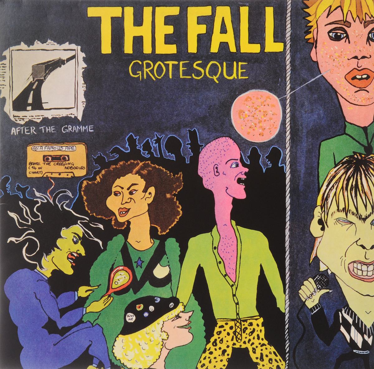 Fall. Grotesque (LP)