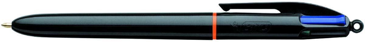 Bic Ручка шариковая Colours Pro 4 цвета ручка шариковая bic 4 colours fine автоматическая 0 36 мм 4 цвета