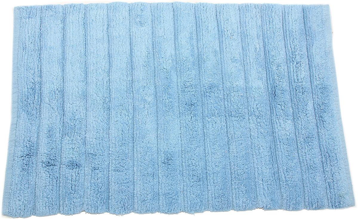 Фото - Коврик для ванной Arloni, самотканый, цвет: голубой, 50 x 80 см. 202/3ARL arloni коврик самотканный для ванной