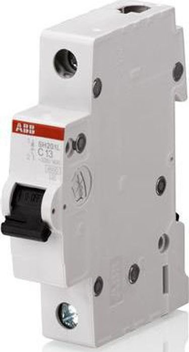 Выключатель автоматический ABB SH201L, 1P 10А (C) 4,5kA автоматический выключатель sh202l 2p 10а с 4 5ка