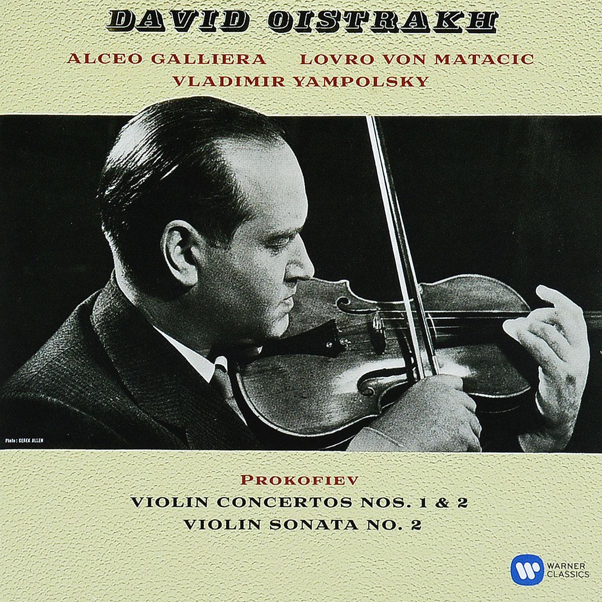 Sergei Prokofiev. Violin Concertos Nos 1 & 2