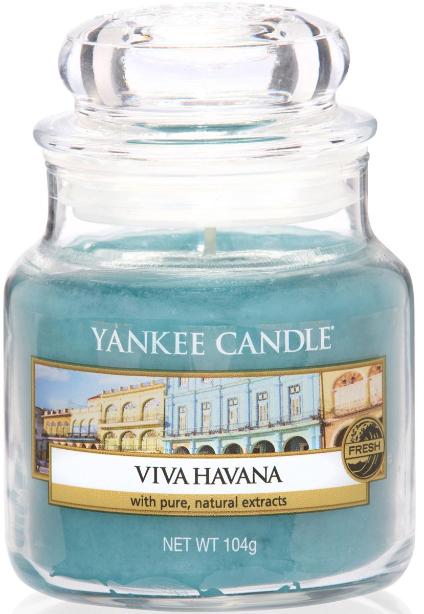 Свеча ароматизированная Yankee Candle Viva Havana, высота 8,6 см свеча дорога специй orval