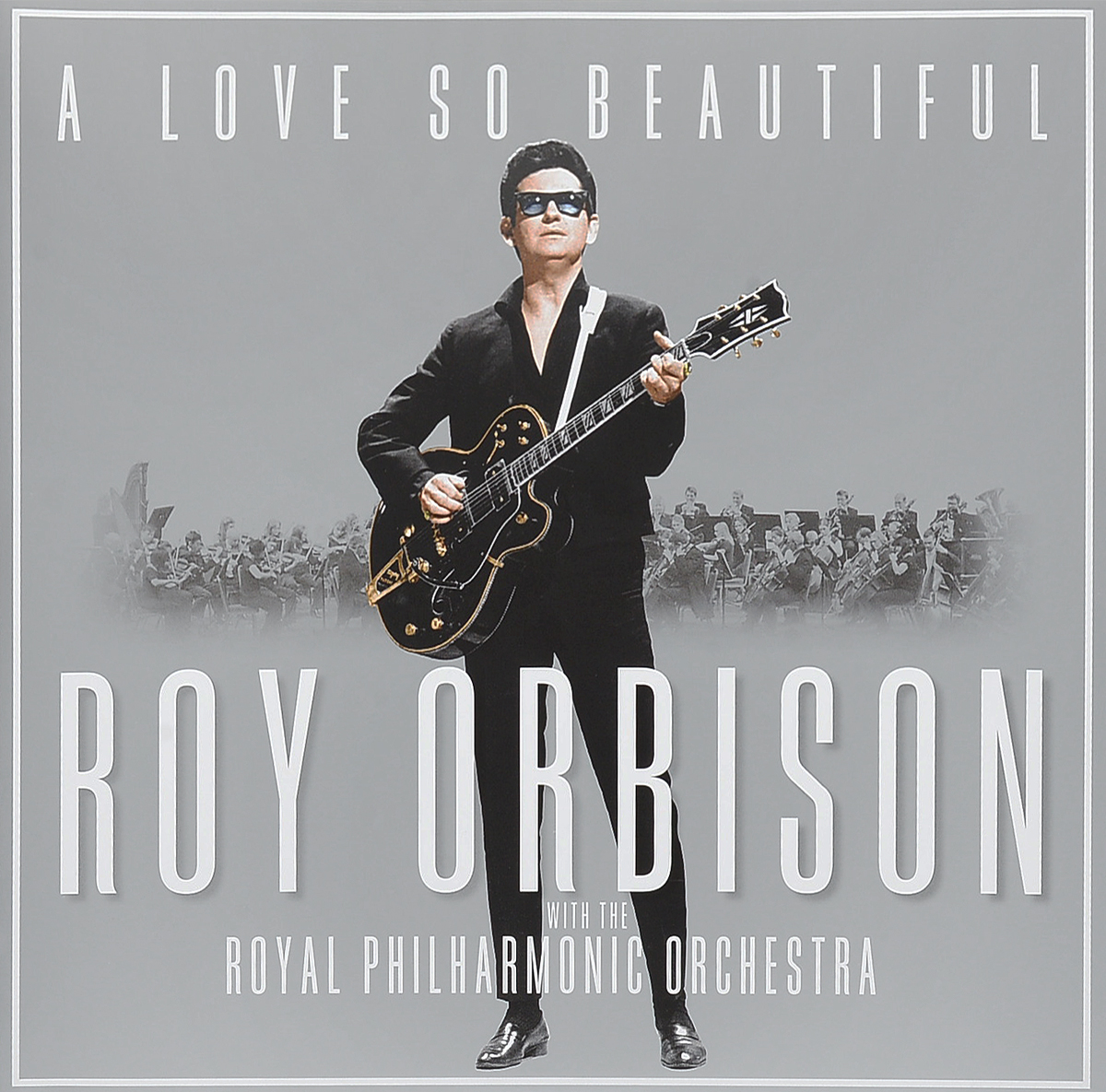Рой Орбисон Roy Orbison. A Love So Beautiful: Roy Orbison & The Royal Philharmonic Orchestra (LP) рой орбисон хэнк уильямс старший roy orbison the mgm years 13 cd