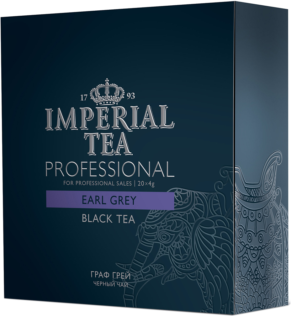 Императорский чай Professional Бергамот, 20 шт императорский чай collection бергамот 25 шт