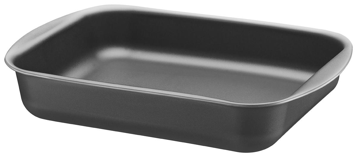 Форма для выпечки Tramontina, прямоугольная, 33,3 х 24,1 х 6,15 см20051/028-TRАлюминиевая форма для выпечки Tramontina с запатентованным антипригарным покрытием Starflon внутри и снаружи. Алюминий хорош тем, что обладает высокой теплопроводностью - проводит тепло в 4 паза лучше чугуна и 13 раз нержавеющей стали. Антипригарное покрытие, наносится с помощью роликовой накатки в 5 слоев, толщина проверяется во время и в конце процесса нанесения. Антипригарное покрытие характеризуется количеством циклов мытья, для запатентованного Tramontina покрытия Starflon характерно 10 000 циклов. Текстура формы для выпечки Tramontina отличается от представленных на рынке особой мягкостью, красотой и приятна на ощупь. Можно использовать как в газовой, так и электрической печи. Материал: алюминий с антипригарным покрытием Starflon Толщина алюминиевого корпуса: 0,8 мм Толщина антипригарного покрытия от 28 до 38 микронов. Можно мыть в посудомоечной машине: да Страна производства: Бразилия