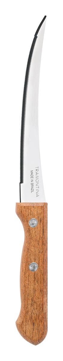 """Набор ножей для очистки овощей и фруктов Tramontina """"Dynamic"""", длина лезвия 12,5 см, 2 шт"""