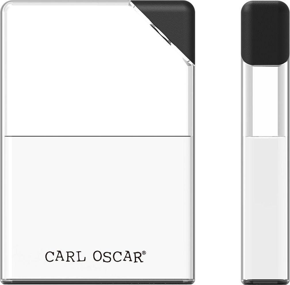 Бутылка Carl Oscar AquaPAD, для воды, черный бутылка для воды aquapad™ 0 4л белая carl oscar aquapad™