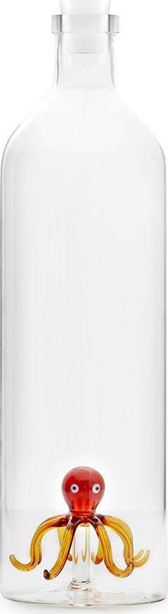 цена на Графин-бутылка для воды Balvi Octopus, 1,2 л