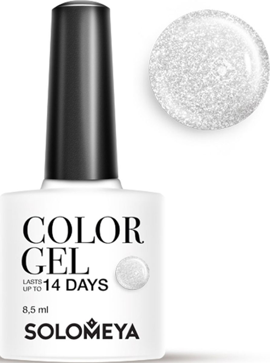 Solomeya Гель-лак Color Gel, тон Holly SCG104 (Холли), 8,5 мл solomeya гель лак color gel тон beret scg034 берет 8 5 мл