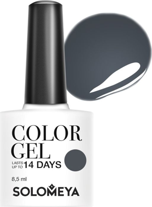 Фото - Solomeya Гель-лак Color Gel, тон Fedora SCG006 (Федора), 8,5 мл solomeya гель лак color gel тон kelly scg119 келли 8 5 мл