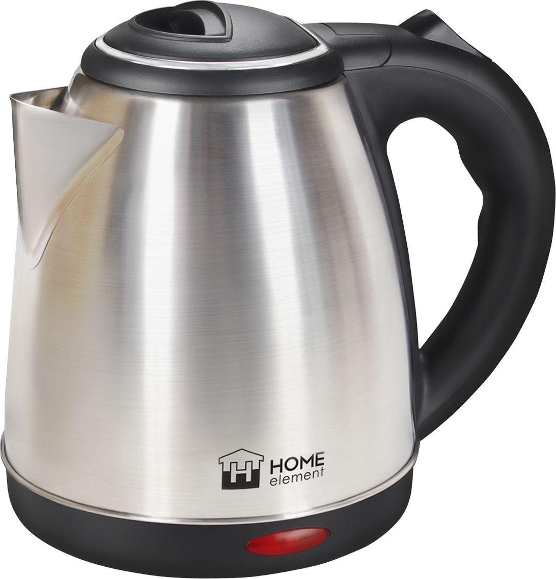 Электрический чайник Home Element HE-KT179, Black электрический чайник home element he kt179 black