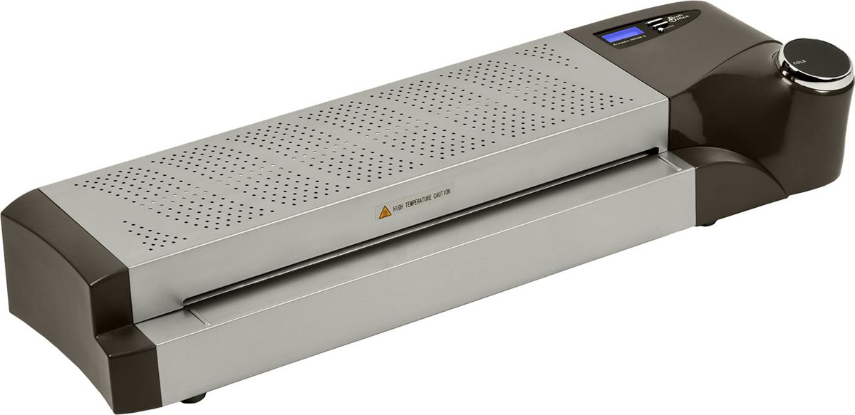 Ламинатор ProfiOffice Prolamic HR 450 D, 89017, А2, темно-серый, серебристый