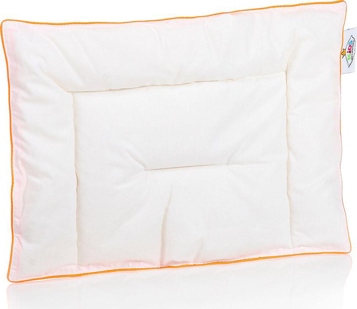 Belashoff Kids Подушка детская Наша Гордость цвет белый 28 x 43 см