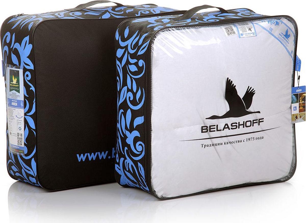 BelashoffОдеяло Ника цвет белый 200 x 220 см Мелкое перышко гуся, лежащее в основе одеяла придает...