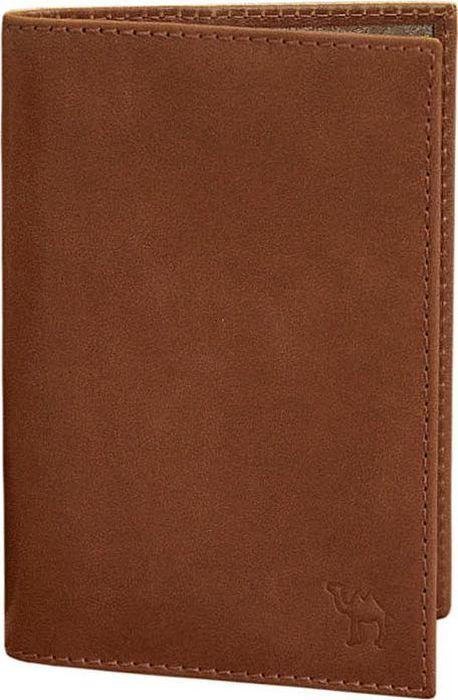Обложка для паспорта мужская Dimanche Camel, цвет: рыжий. 170/К yongli usb laser handheld barcode scanner reader for desktop laptop 2m cable
