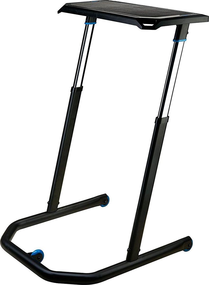 Стол с креплением для тренажера Wahoo KICKR, с подставкой для ноутбука велокомпьютер wahoo fitness elemnt wfcc1