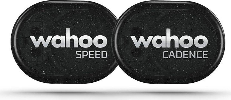 Набор датчиков Wahoo, 2 шт велосипелный датчик скорости и вращения педалей wahoo blue sc