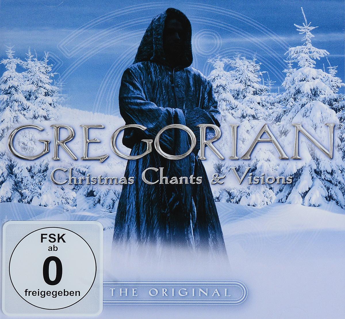 Gregorian Gregorian. Christmas Chants & Visions (CD + DVD) цена