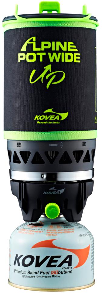 Горелка газовая Kovea Alpin Pot WIDE KGB-0703WU цена