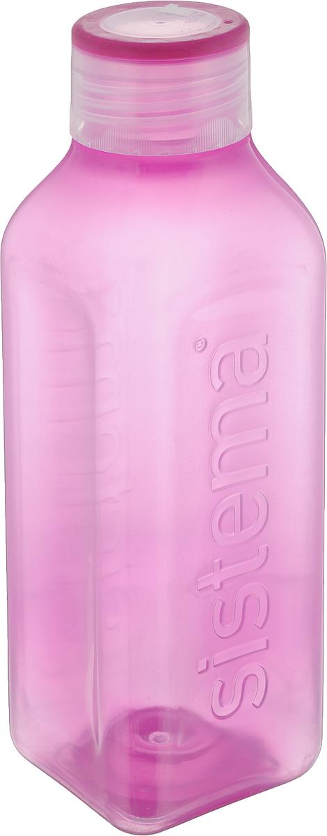 Бутылка для воды Sistema Hydrate, цвет: сиреневый, 725 мл. 880 sistema бутылка для воды hydrate 620 мл 6 7х22 5 см 795 sistema
