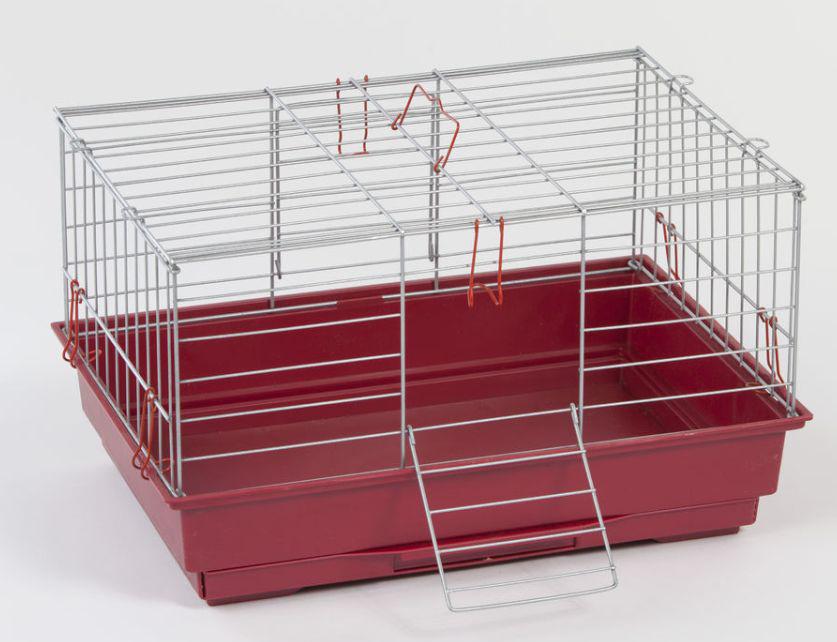 Клетка для грызунов Велес Lusy SV, 30 х 42 х 25 см клетка для грызунов велес с полками цвет серый 40 х 58 х 45 см