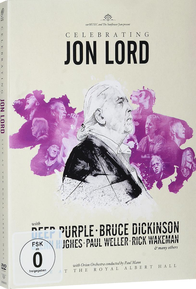 Celebrating Jon Lord (2 DVD) bruce dickinson bruce dickinson tattooed millionaire