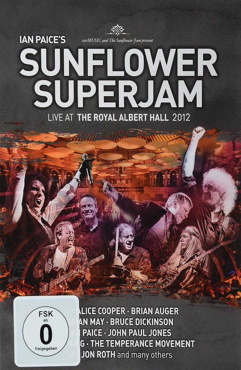 Ian Paice's Sunflower Superjam: Live At The Royal Albert Hall 2012 (DVD + CD) mudlum tõsine inimene bonus track ehk võidab see kes kõige kauem võitleb
