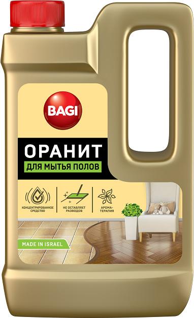 """Средство для мытья полов Bagi """"Оранит"""", 550 мл"""