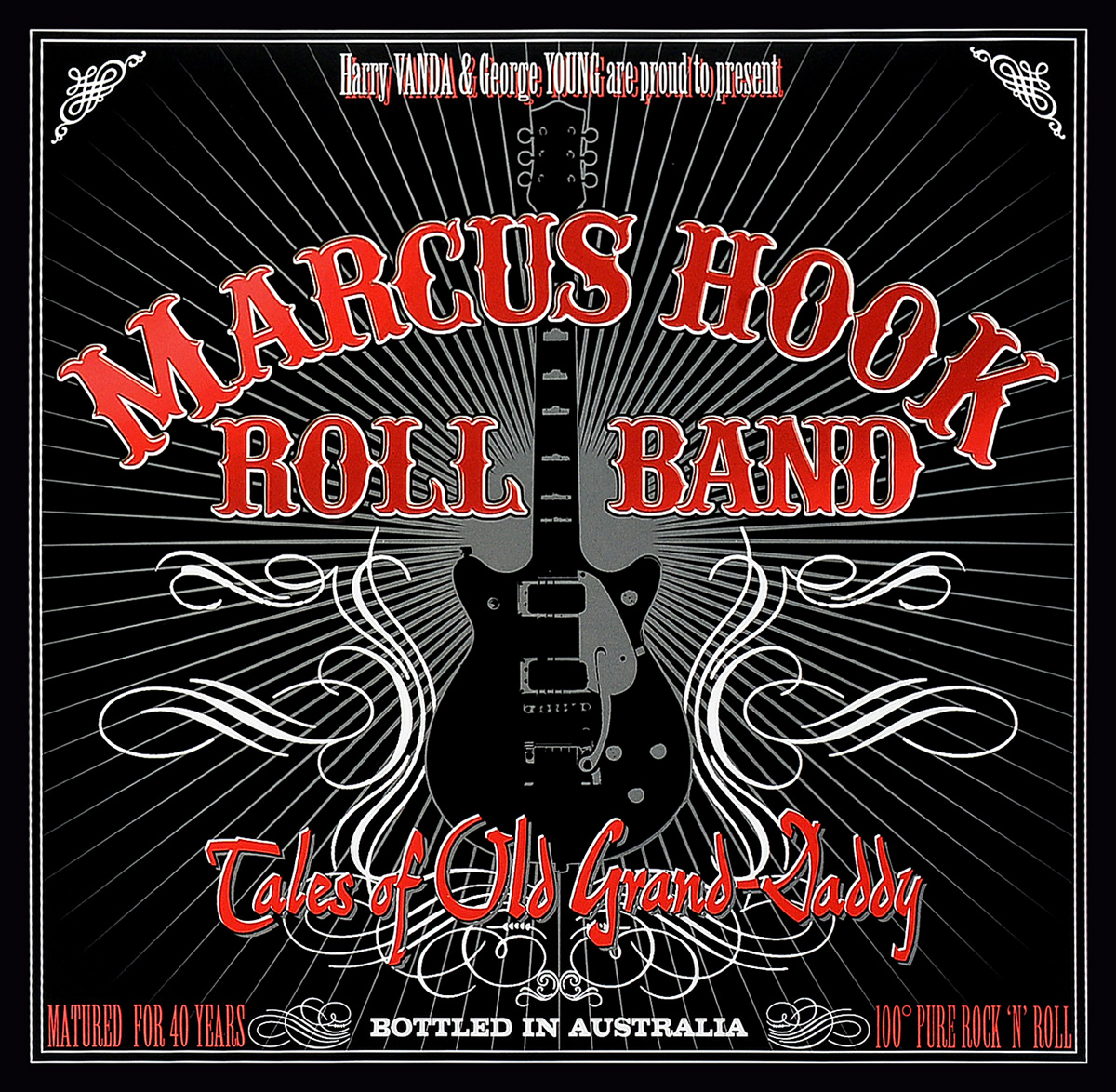 Marcus Hook Roll Band Marcus Hook Roll Band. Tales Of Old Grand-Daddy (LP) marcus yizhak supercritical water