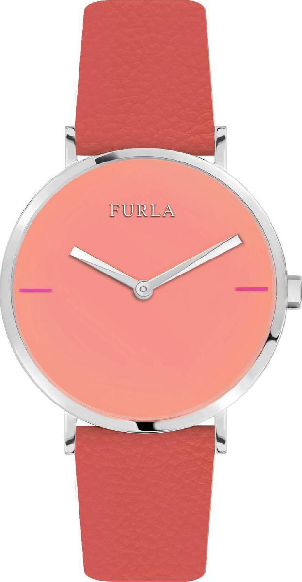 Часы наручные женские Furla, цвет: красный. R4251108522