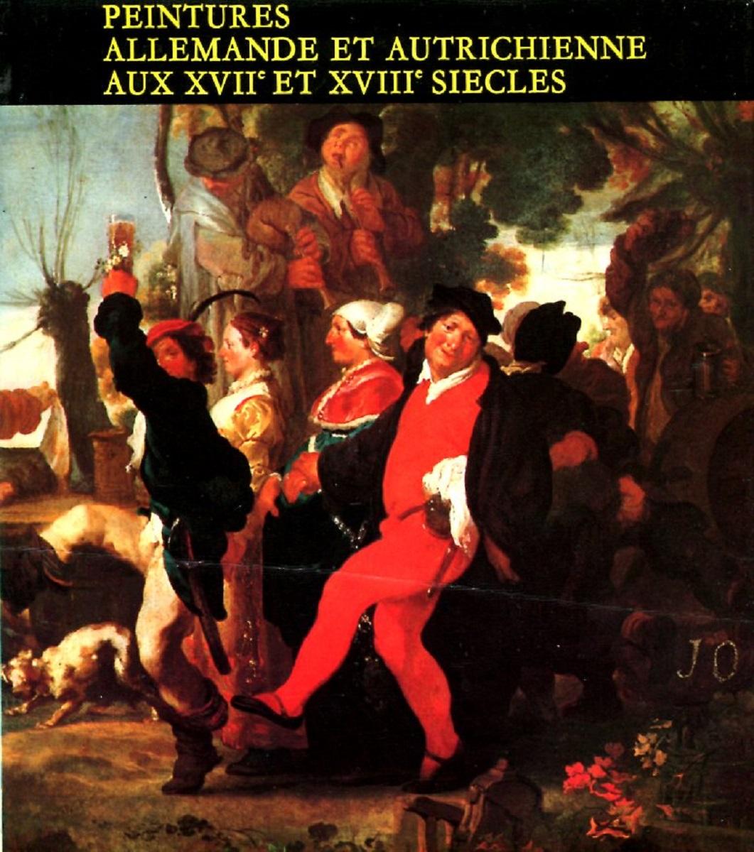 Peintures Allemande et Autrichienne aux XVII et XVIII siecles ансамбль gnessin baroque итальянская музыка xvii xviii вв 2019 05 11t19 00
