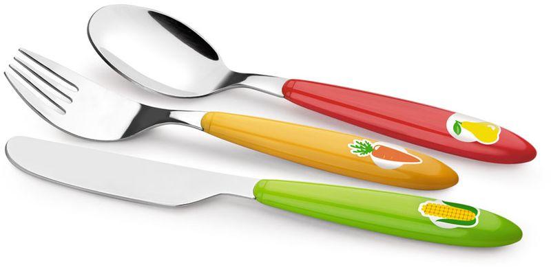 Набор столовых приборов Rondell Anzu, 3 предмета набор столовых ножей dalper президент 3 предмета