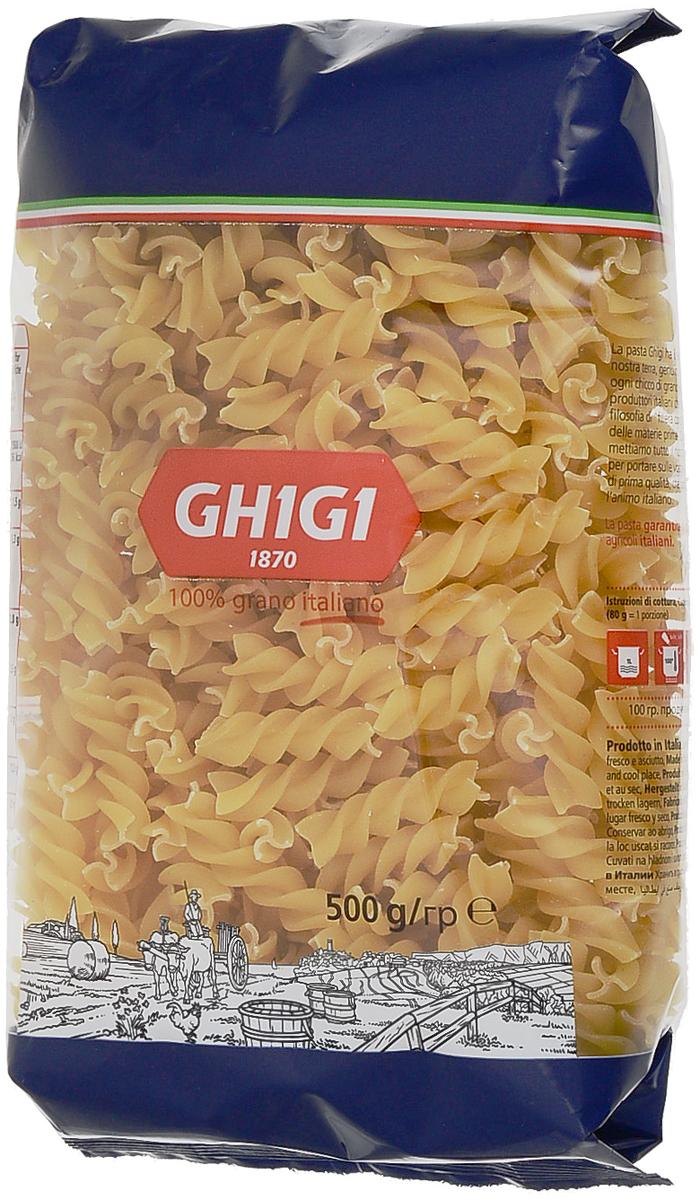 Ghigi фузилли № 51, 500 г. СМ2246