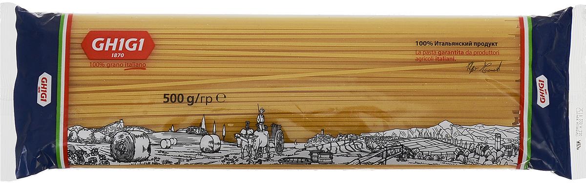 Ghigi cпагетти № 85, 500 г. СМ2215