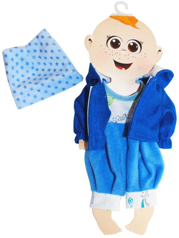 Пластмастер Одежда для кукол №3 22 см