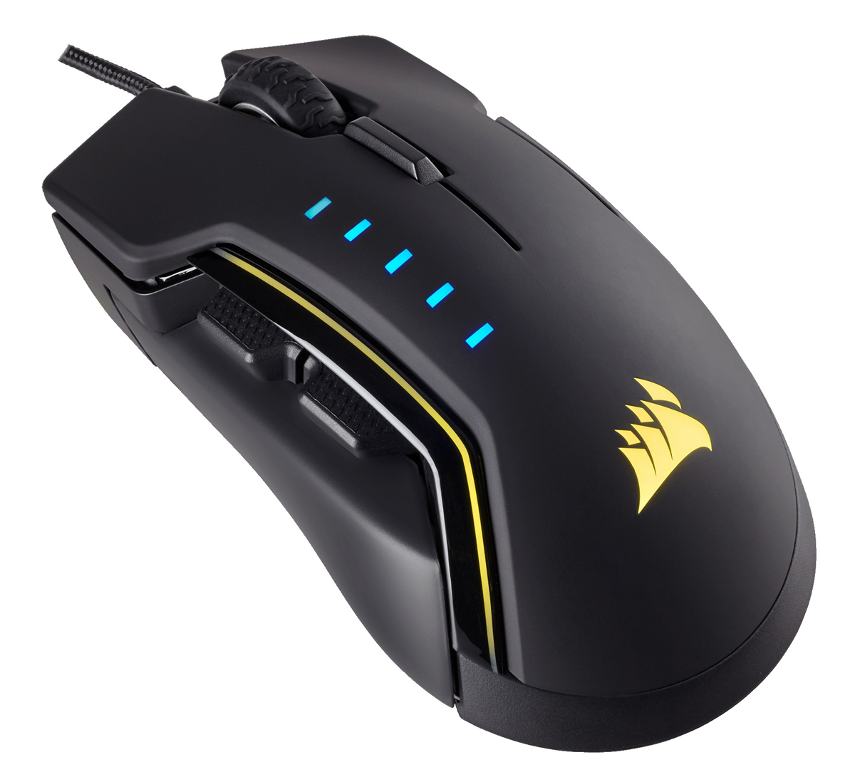 Игровая мышь Corsair Gaming Glaive RGB, Black