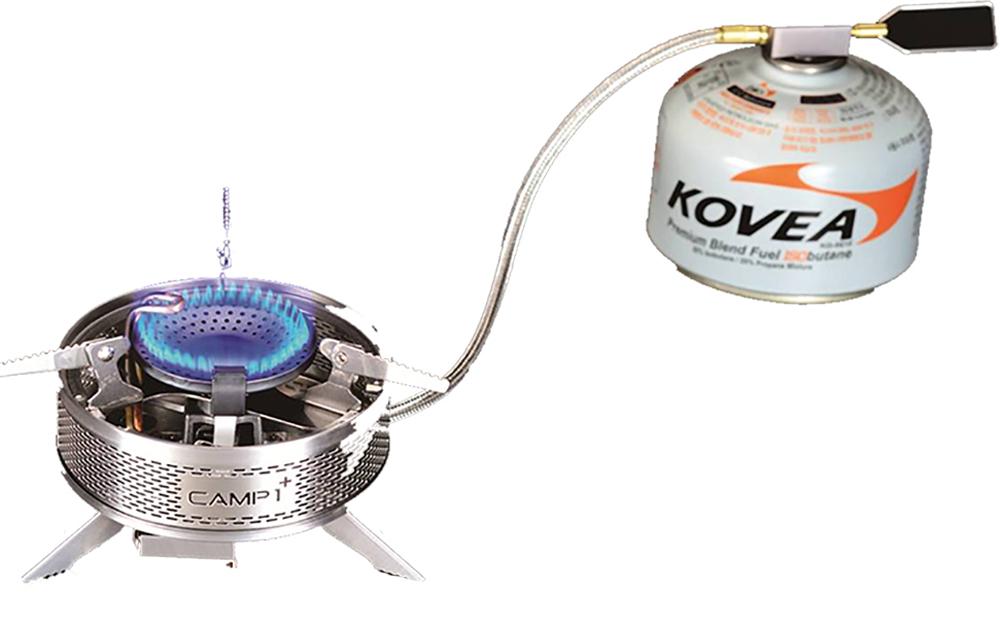 Горелка газовая Kovea, со шлангом. KGB-1608 цена