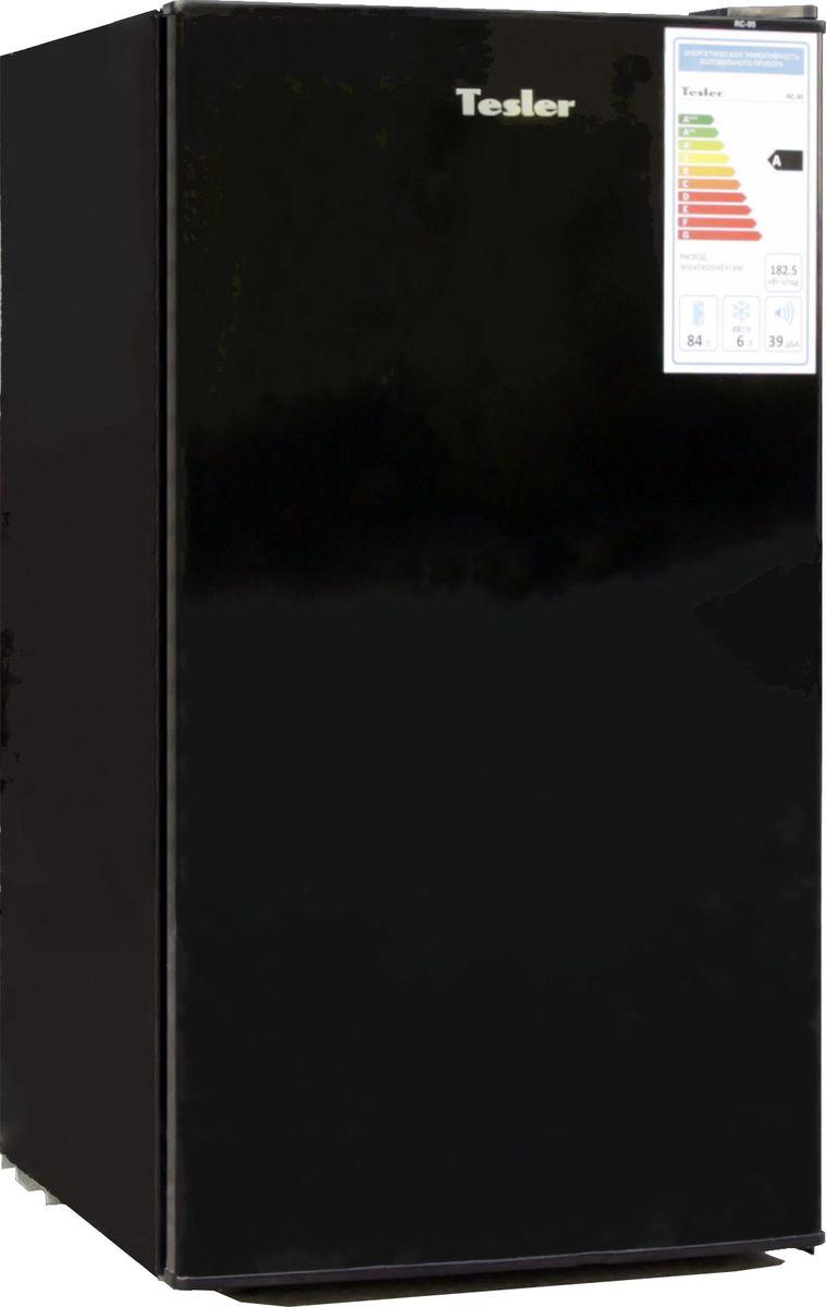 Холодильник Tesler RC-95, Black Tesler