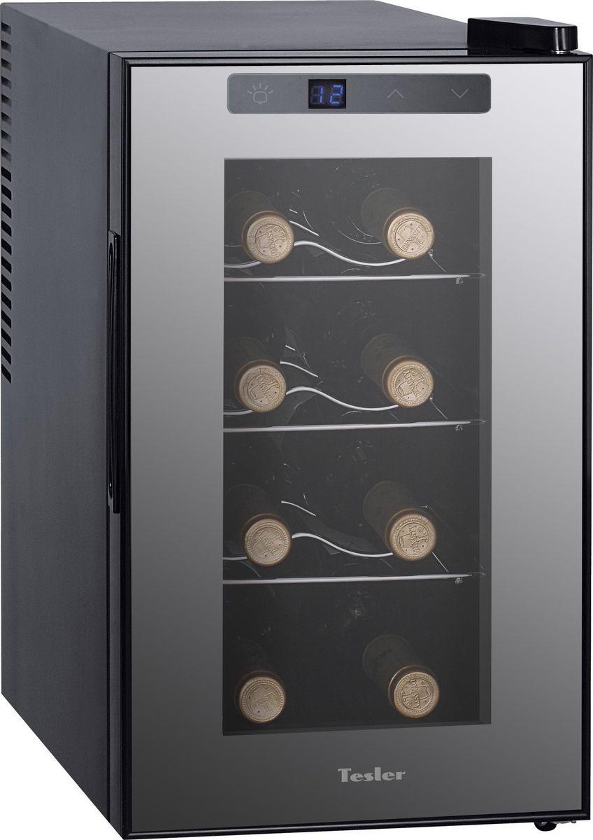 лучшая цена Tesler WCV-080 винный шкаф
