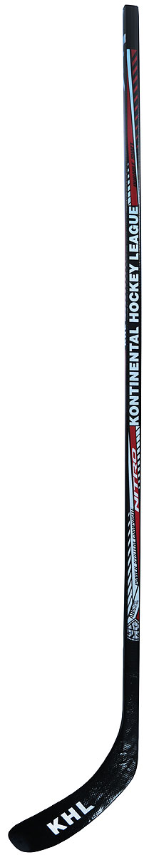 цена на Клюшка хоккейная KHL Nitro composite, SR, правая