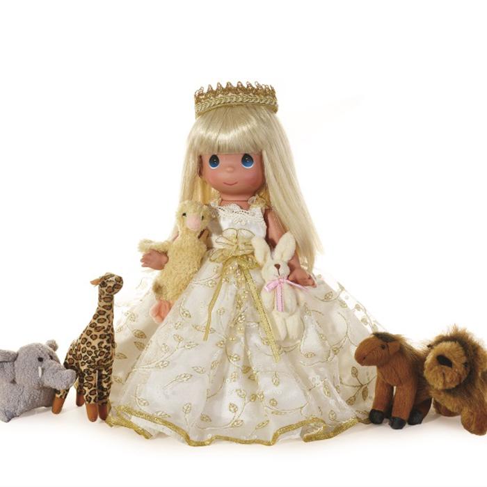 Кукла Precious Moments 6606 белый кукла ангельский шепот брюнетка precious moments
