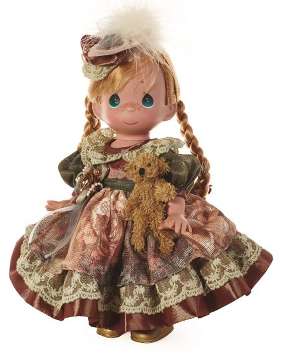 Кукла Precious Moments 6618 кукла ангельский шепот брюнетка precious moments