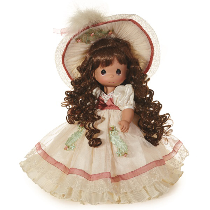 Кукла Precious Moments 6623 кукла ангельский шепот брюнетка precious moments