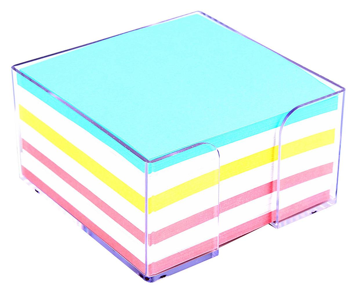 Стамм Блок для записей Эконом 9 x 9 см блок для записей тюмень 9 x 9 см 150 листов