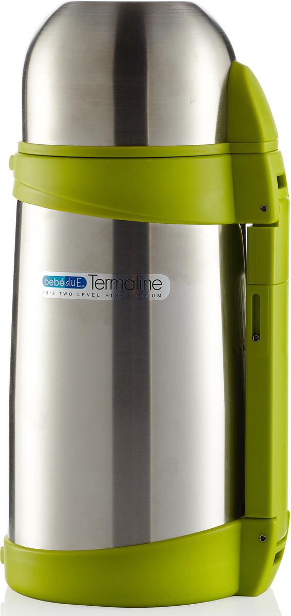 Bebe Due Термос с клапаном для раздачи жидкости и ручкой 1 л