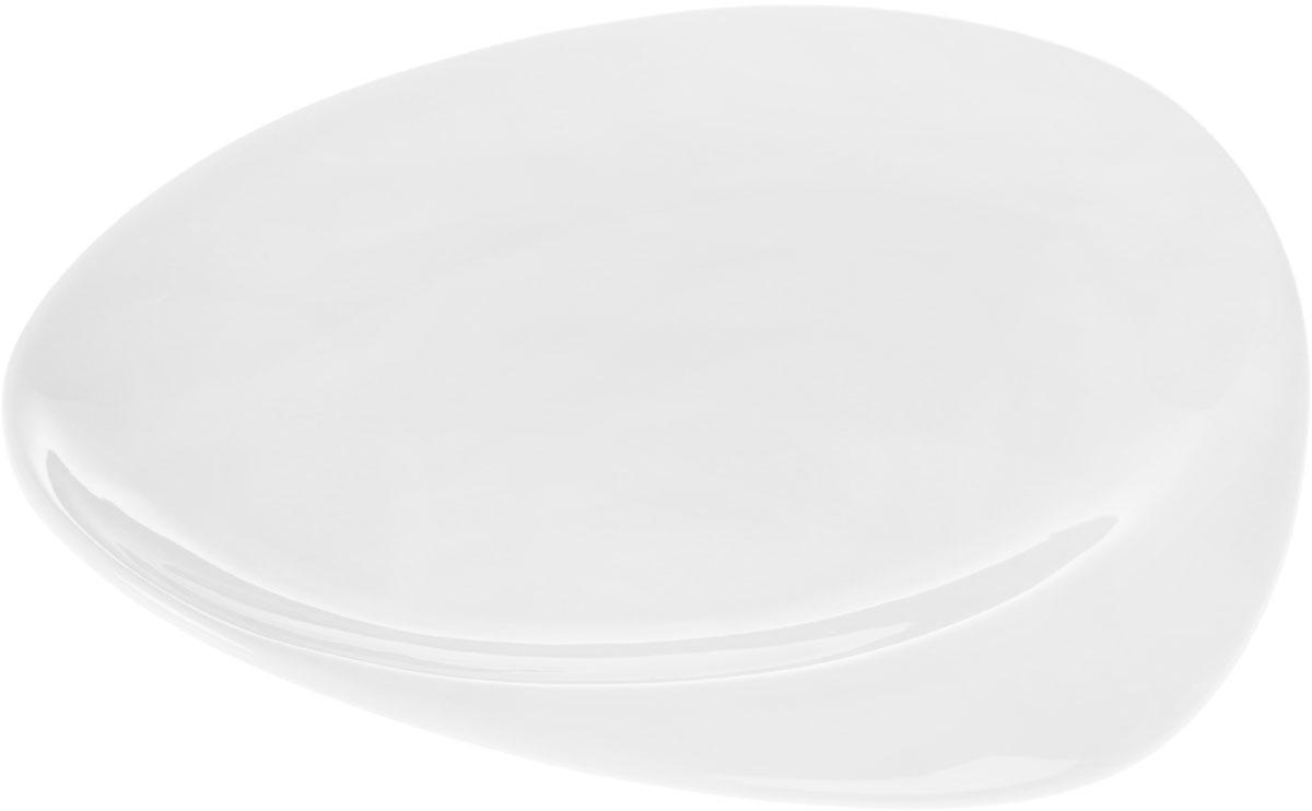 """Тарелка десертная Walmer """"Gala"""", 21 х 16,5 х 2 см"""