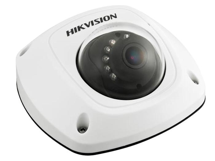 Hikvision DS-2CD2522FWD-IS 6mm камера видеонаблюдения