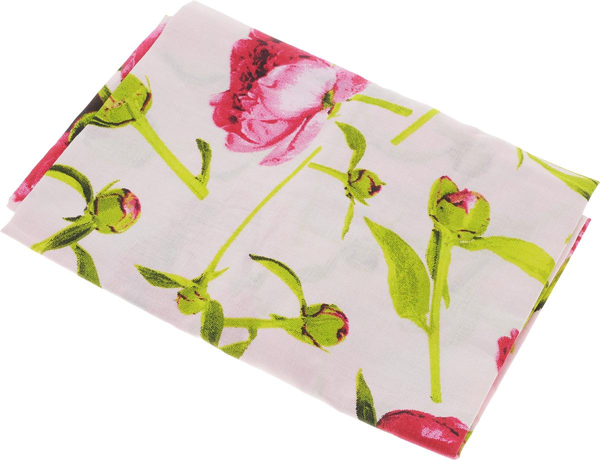 Чехол для гладильной доски Nika, универсальный, цвет: розовый, 129 х 51 см чехол д гладильной доски ева 125х47см х б