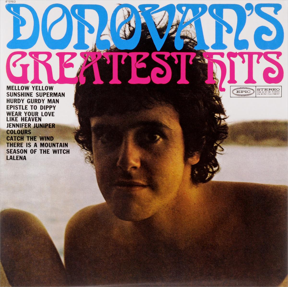 Донован Donovan's. Greatest Hits (LP) siku модель машины с прицепом 3543