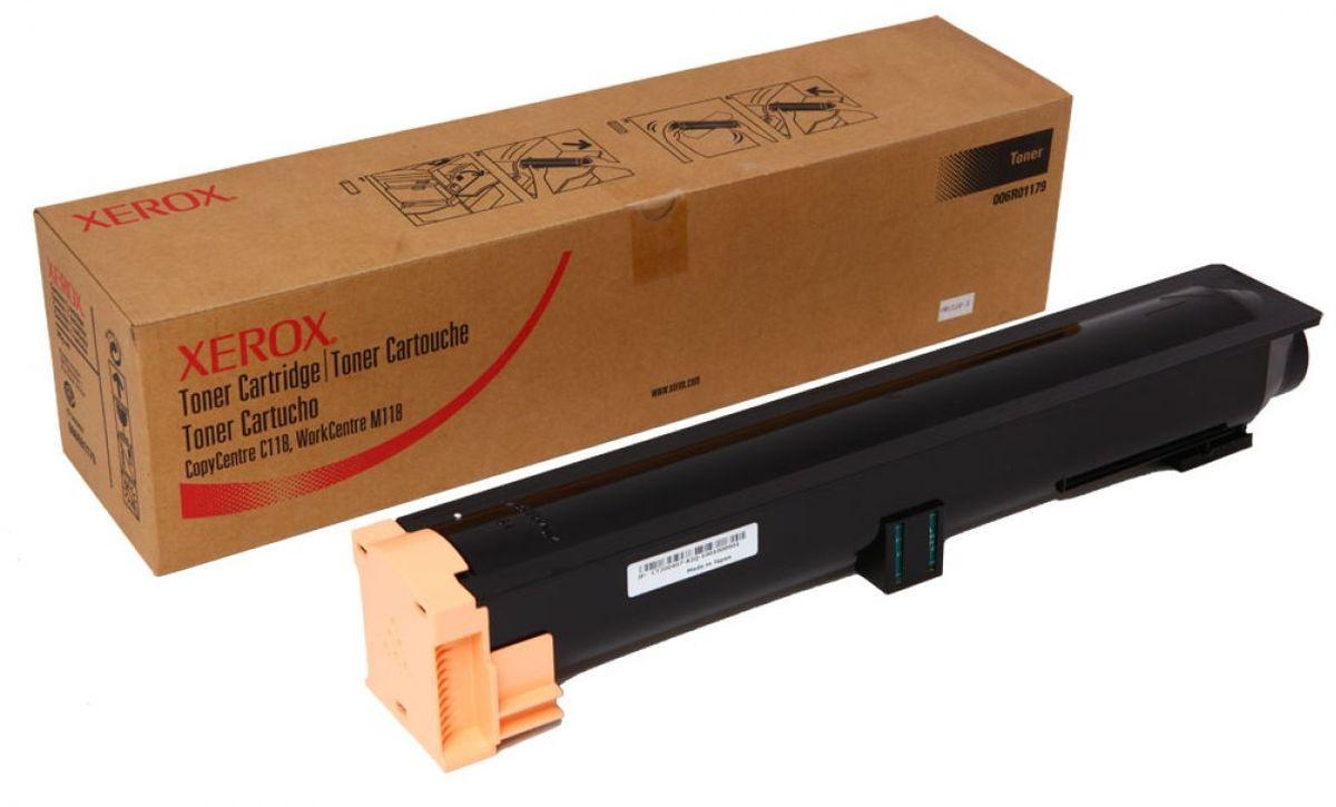 Картридж Xerox 006R01179, черный, для лазерного принтера, оригинал картридж sakura 006r01179